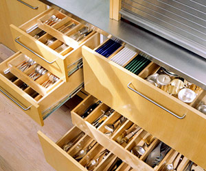 33 creative kitchen storage ideas - shelterness
