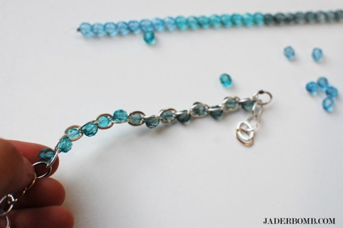 DIY Ring Around The Rosie Bracelet Shelterness