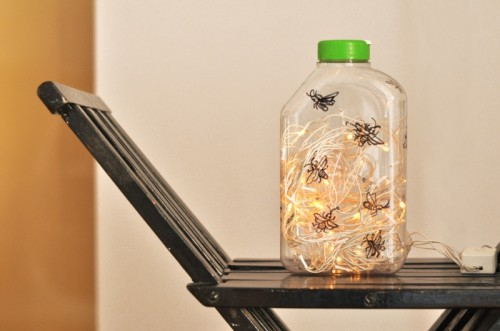 11 Fun And Creative DIY Lamps And Lights For Kids Rooms Shelterness