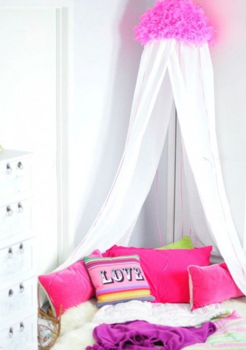 diy canopies for kids beds