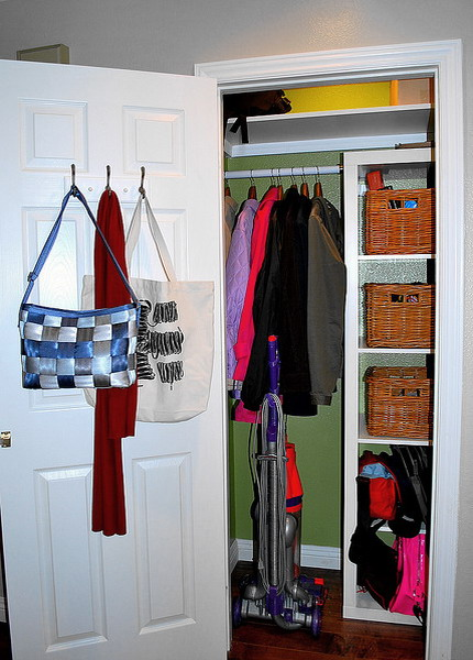 21 More Practical Bag Storage Ideas Shelterness