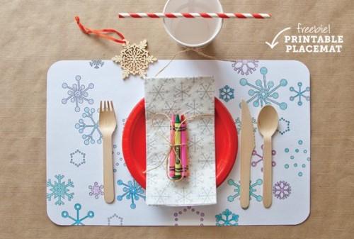 Edible Christmas Centerpieces