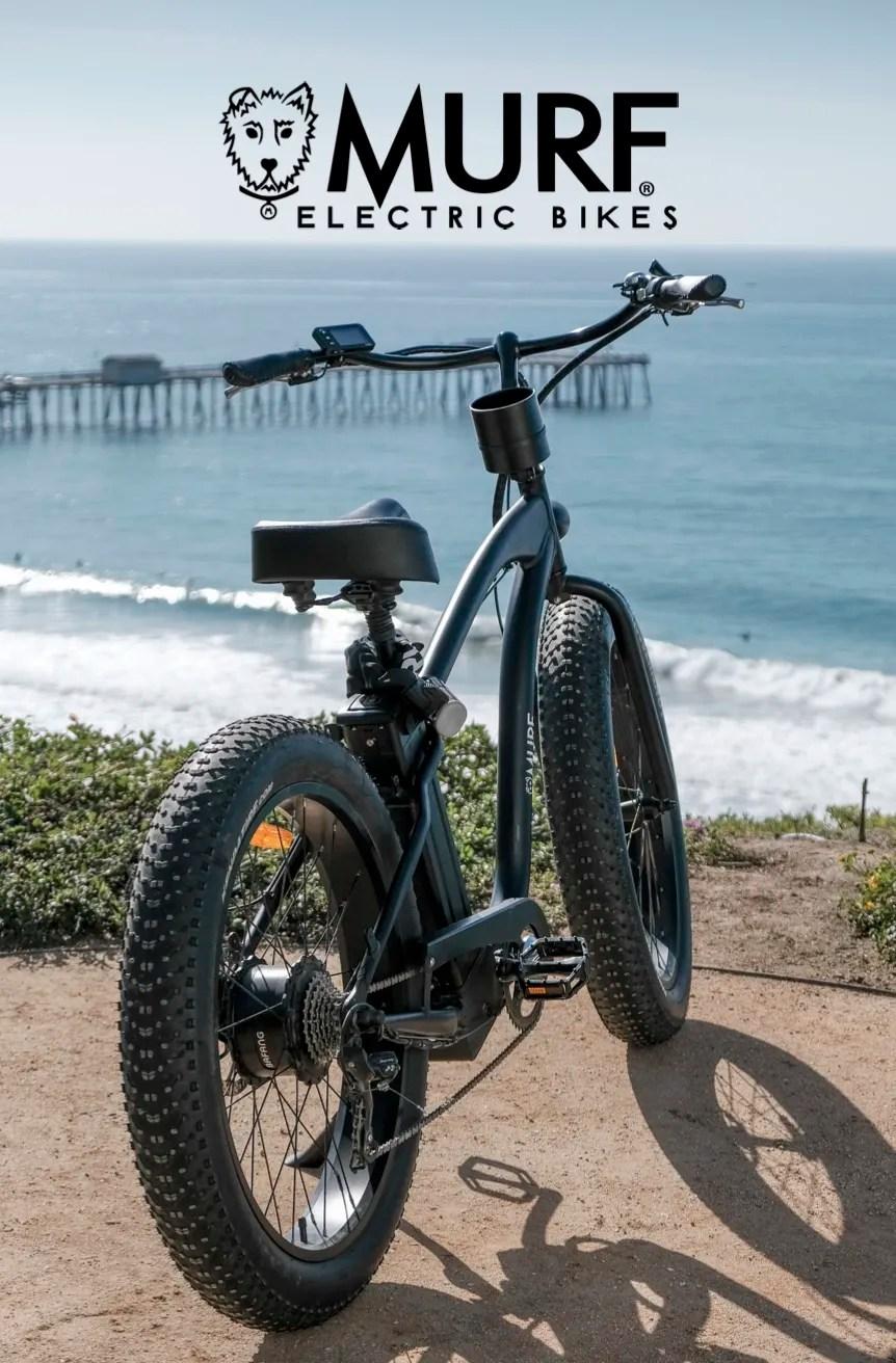 murf electric bikes