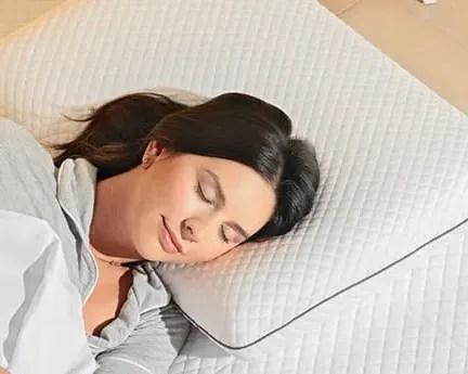 serenity sleep memory foam pillow