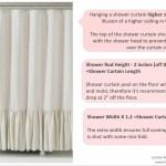 White Bathroom Inspirational Ideas White Shower Curtain Extra Long Shower Curtain Linen Shower Curtain White Ruffle Shower Curtain Fabric Shower Curtains Superior Custom Linens