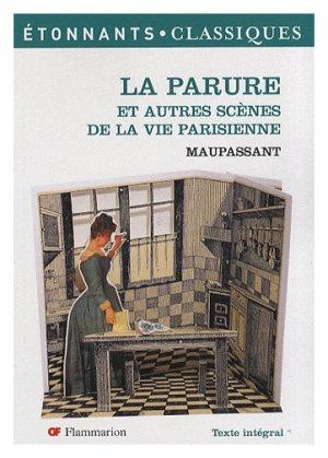et autres scènes de vie parisienne de maupassant