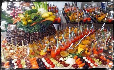 idee deco table aperitif dinatoire gallery
