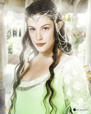 Encore Une Elfe Du Seigneur Des Anneaux Je Vous