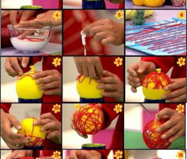 Are You Fed Up With Boring And Expensive Baubles On Christmas Trees Why Not Try Making Some Art Attack Baubles Instead