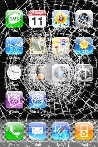 fond d ecran ecran d accueil iphone