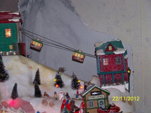 Telepherique Le Monde Magique De Noel