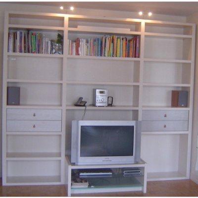 bibliotheque de salon meuble tv living