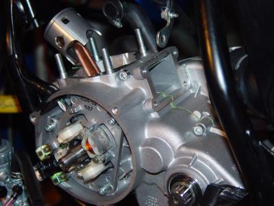 PREPARATION KTM 65SX PREPARATEUR MOTEUR
