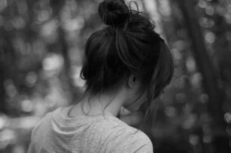 Photo De Profil Fille Noir Et Blanc Triste