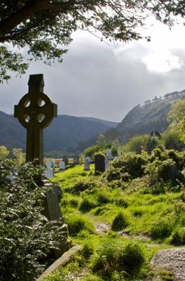 Ireland - Wicklow: Celtic Cross