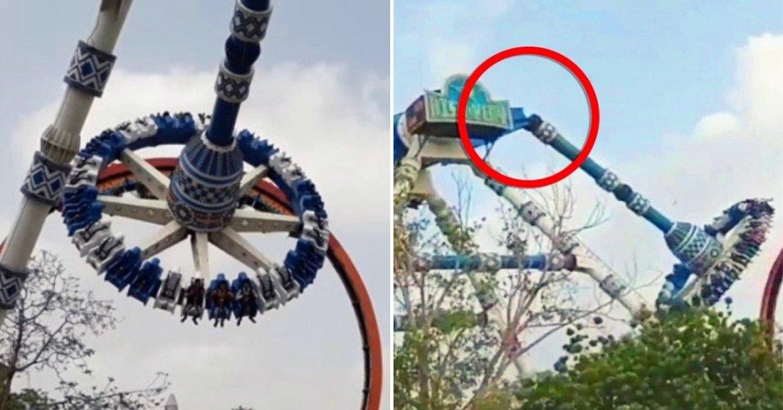 pendulum1.png?resize=1200,630 - Un manège pendule se casse en deux dans les airs dans un parc d'attractions