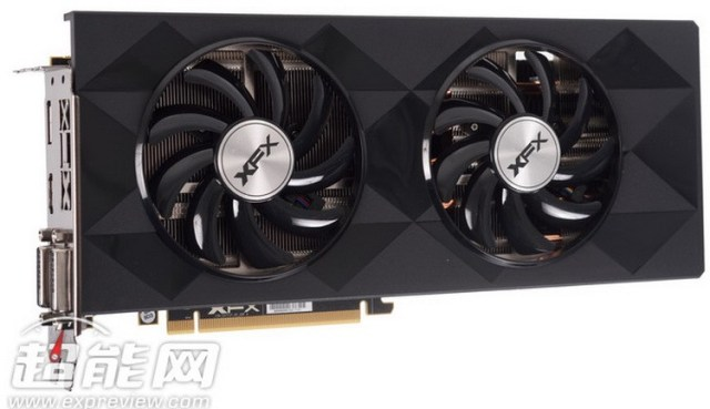 XFX Radeon R9 390 4 GB Black Edition OC