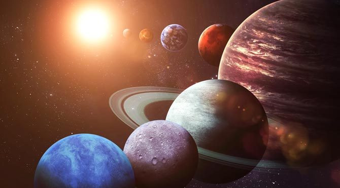 Merkür, Venüs, Satürn, Mars ve Jüpiter gezegenlerinin aynı hizada sıralanarak bu geceden itibaren Dünya'dan çıplak gözle görülebileceği açıklandı