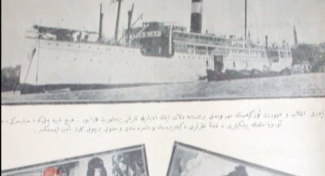 Karadeniz'in yurda dönüşünün 91. yılı!