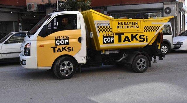 Картинки по запросу 'Çöp taksi