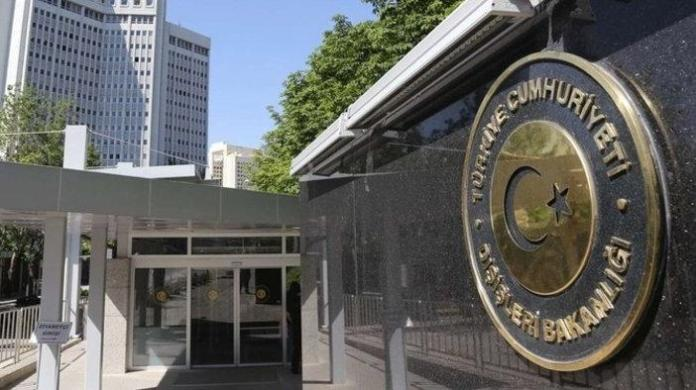 Dışişleri'nden Yunanistan'ın skandal kararına ilişkin açıklama