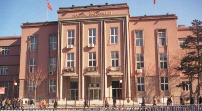 eski binA defterdarlık olacak Sağlık Bakanlığı'nın Sıhhiye'deki eski binası Ankara'ya gelen Avusturyalı mimar Theodor Jost tarafından 1926-1927 yıllarında inşa edilmişti.