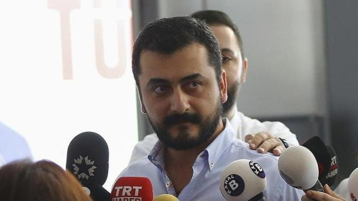Eren Erdem'e küfür eden adam cezasını ÇYDD'ye burs vererek ödeyecek
