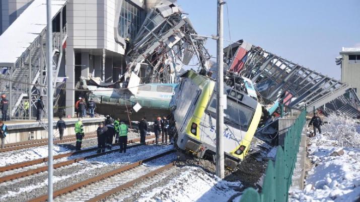 tren kazası ile ilgili görsel sonucu