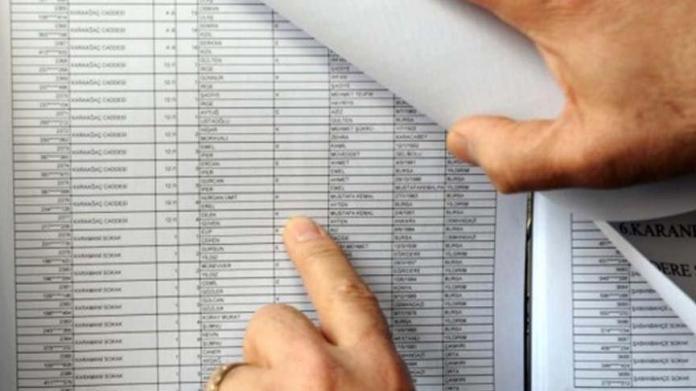 Nerede oy kullanacağım? 2019 YSK seçmen sorgulama listeleri askıya çıktı!