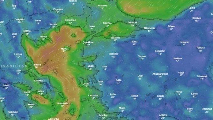 Değişen iklim tüm dünyayla beraber Türkiye'yi de etkiliyor.