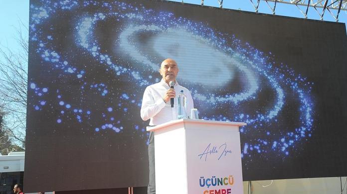CHP İzmir adayı Soyer projelerini açıkladı