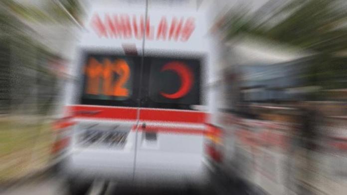 TIR ile özel harekat polislerini taşıyan kamyonet çarpıştı: 5 polis yaralı