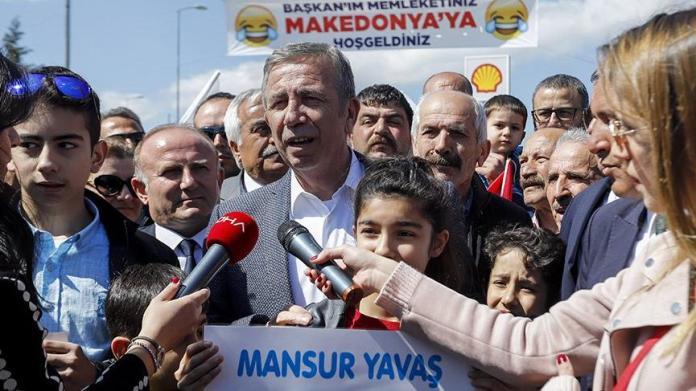 Yavaş: Mansur Efendi diyenler, ayın 1'inden sonra 'Mansur Başkan' diyecek