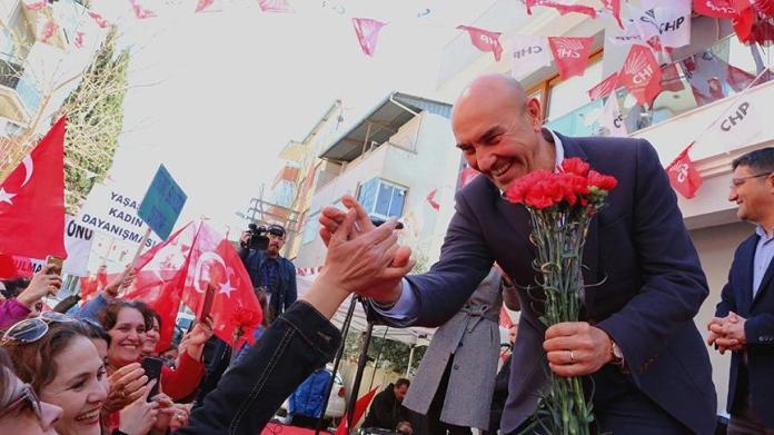 Soyer: izmir'de 'Belediye Ana' dönemi başlıyor