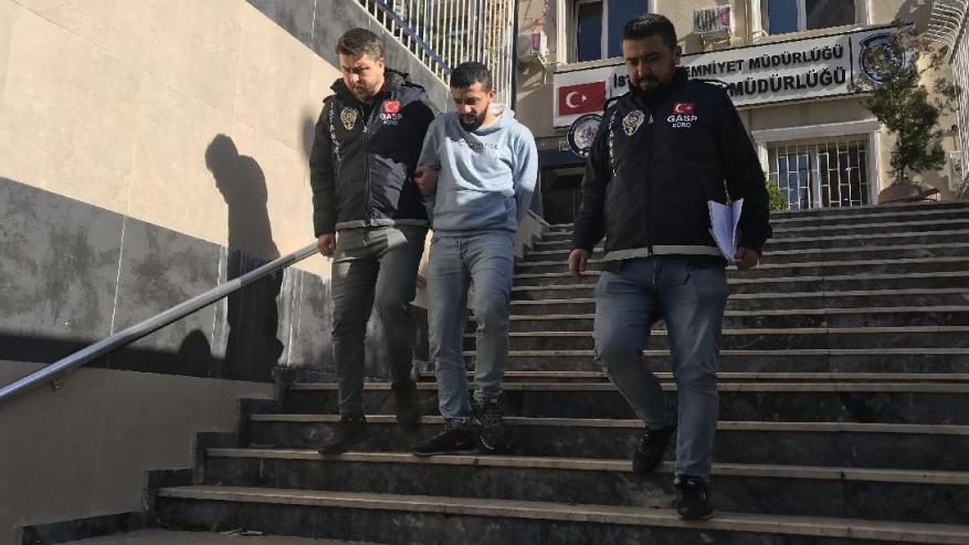 Stabbing Palestinian Syrians in Beyoğlu