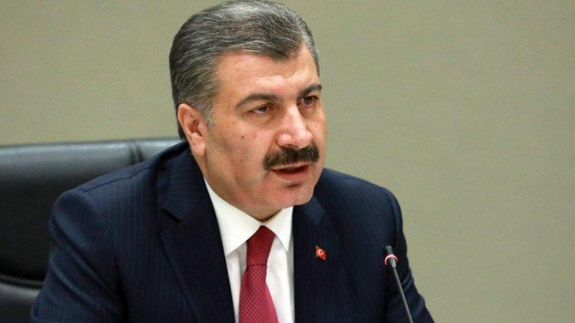 Last minute: Minister Koca: We brought medicine from China