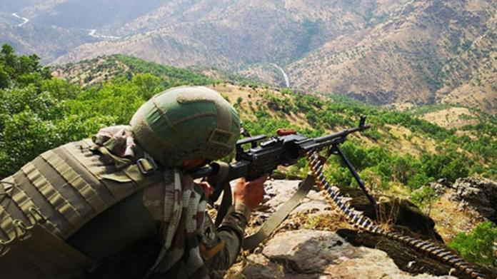 Pençe-Şimşek ve Pençe-Yıldırım operasyonlarında teröristlere büyük darbe