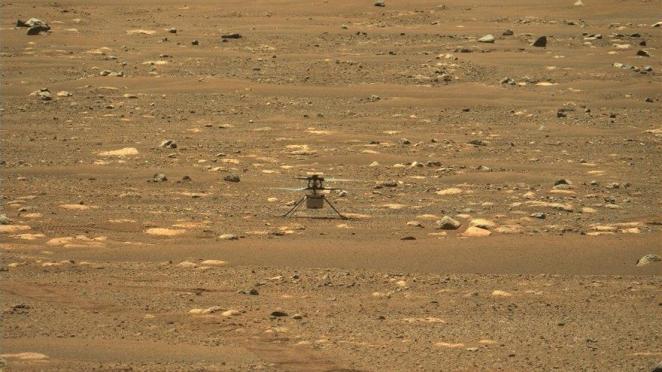 Bilim insanları endişeli: NASA'nın Mars uçuşunda veba paniği
