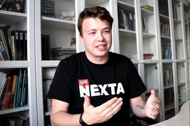 Belarus, yolcu uçağını zorla indirerek muhalif gazeteciyi gözaltına aldı 14
