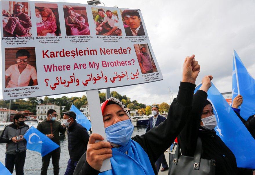 İşkenceciler, Uygur Türklerine uygulanan zulmü anlattı