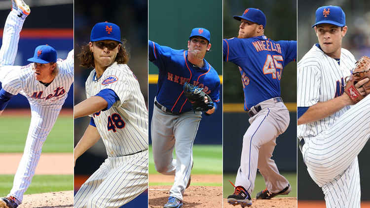 Image result for mets pitchers