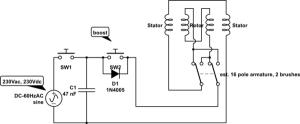 Hair Dryer Schematic  Wiring Diagram