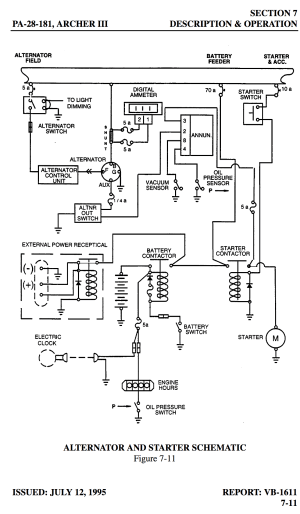 Aircraft Ammeter Shunt Wiring Diagram | Wiring Library
