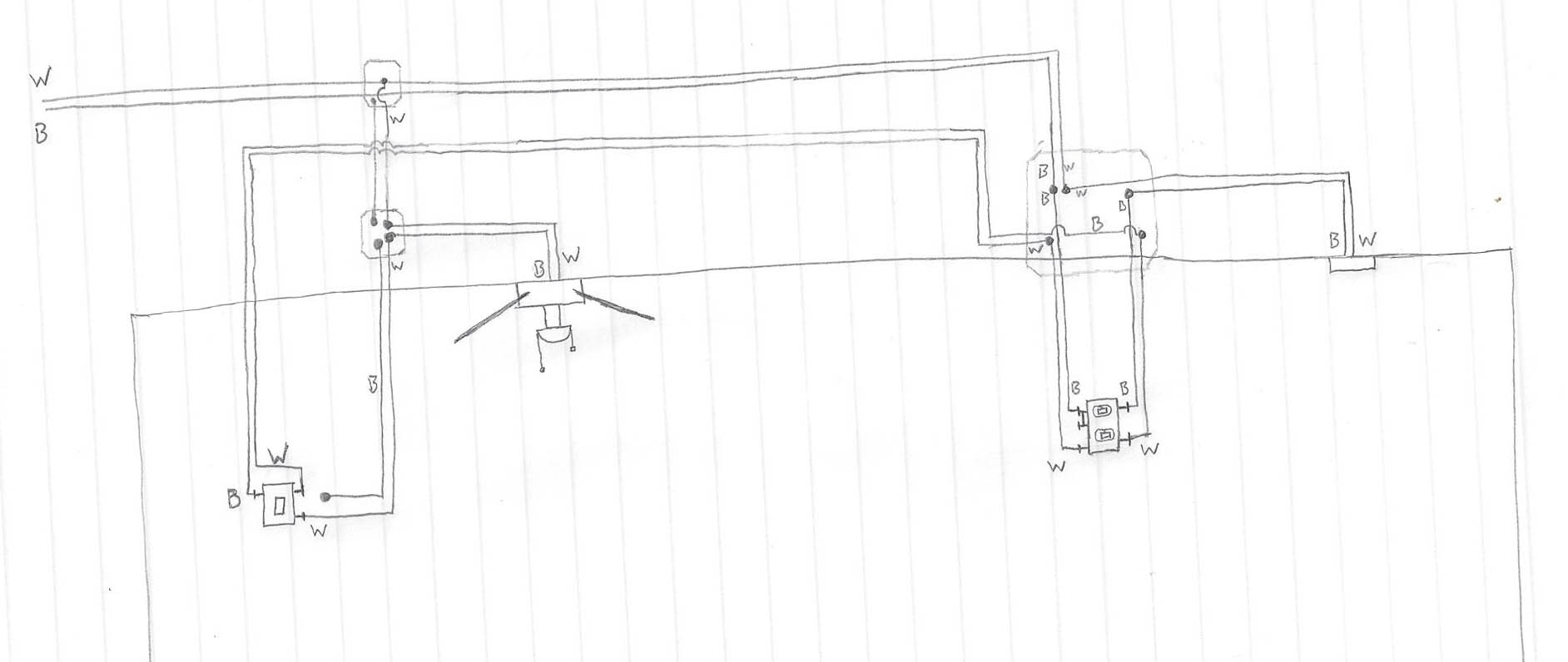 3 Pole Switch Diagram