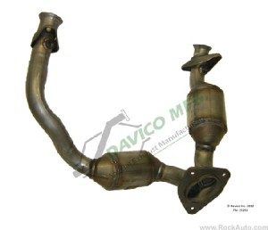 1999 ford ranger exhaust repair motor