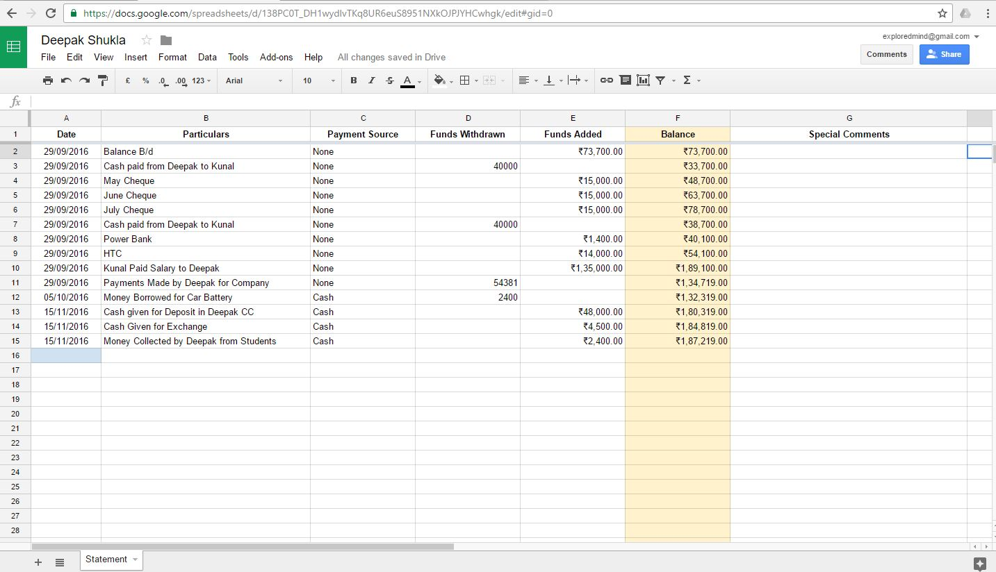 How To Programatically Access Spreadsheet File Name
