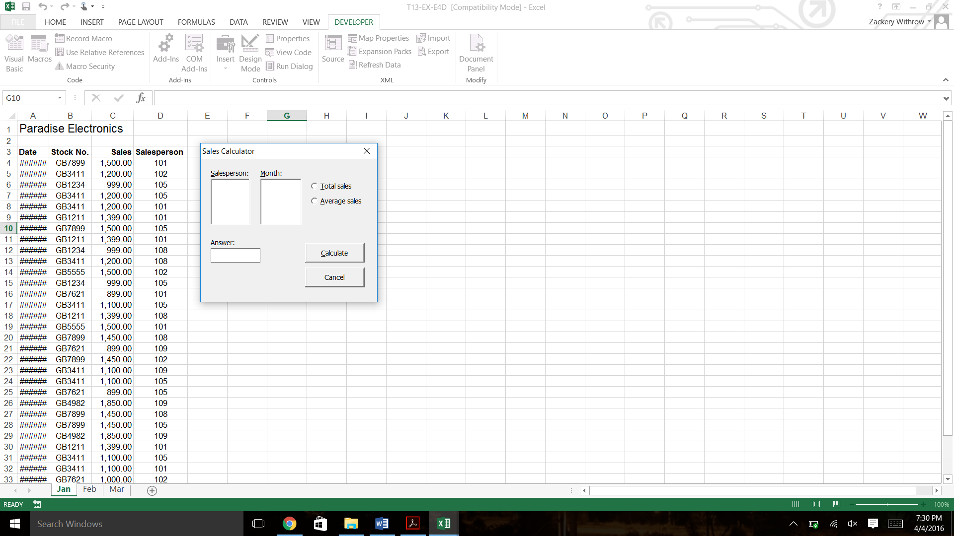 Worksheet Change In Range