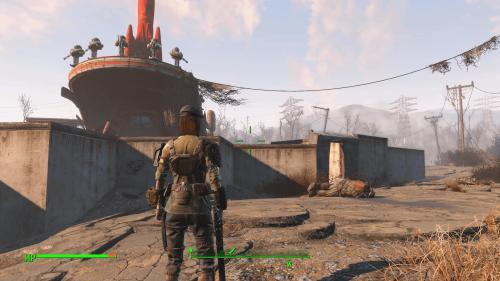 Upscale Community Settlement Ideas Community Fallout Nexus