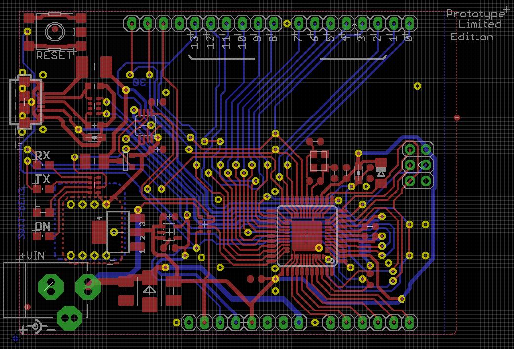 How Many AVR's On An Arduino Leonardo