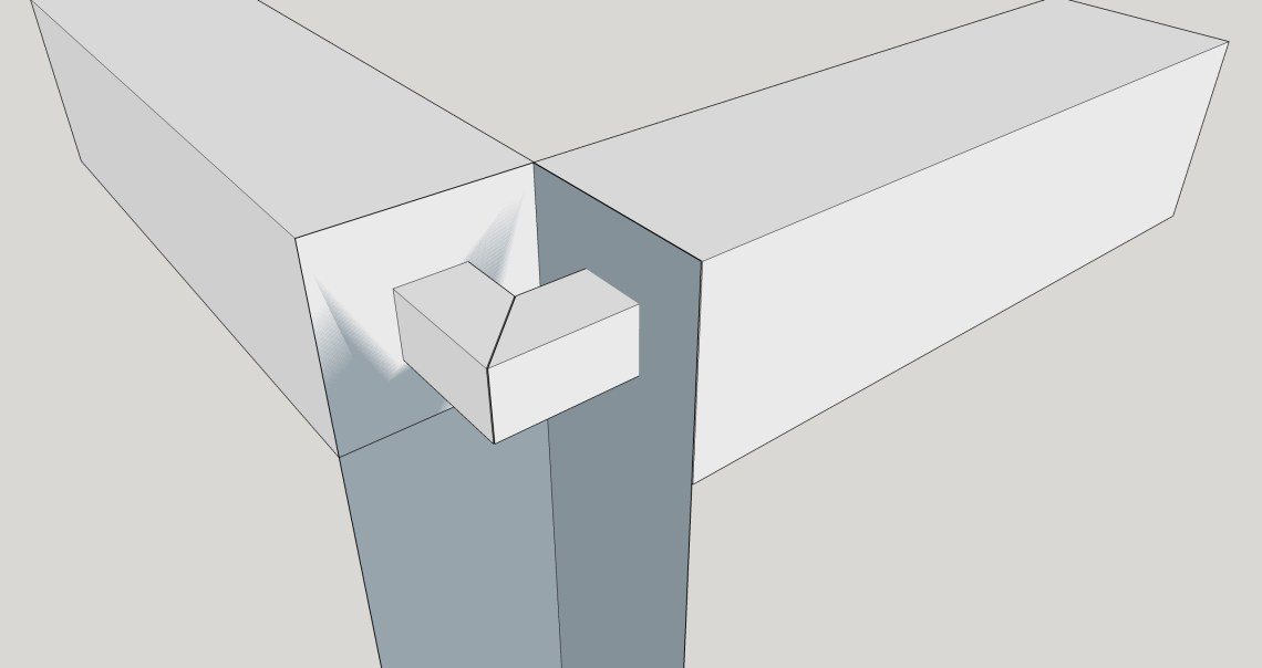 Image Result For Woodworking Joints Mortise Tenon